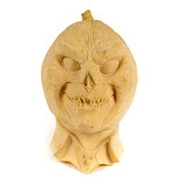 "PUMPKIN ""Horseman"" Steve Wang Biomorphs Unpainted Mask"