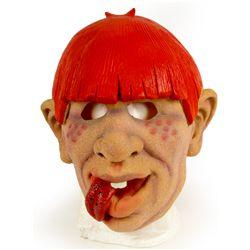 VILLAGE IDIOT John Fasano-Designed Latex Mask