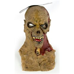 ZOMBIE John Fasano-Designed Latex Mask
