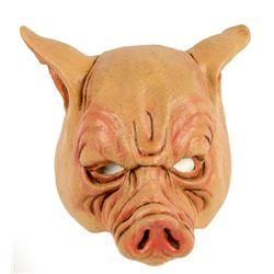 PIG Forehead John Fasano-Designed Latex Mask