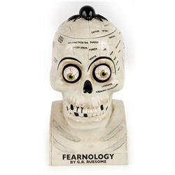 FEARNOLOGY By G.R. RUESOME Cookie Jar