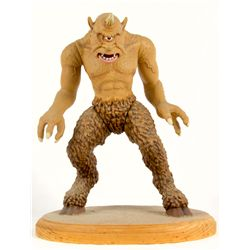7th VOYAGE OF SINBAD Ray Harryhausen Billiken Cyclops Model Kit Pro Buildup