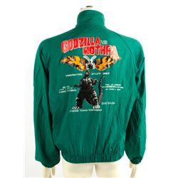 GODZILLA VS MOTHRA: THE BATTLE FOR EARTH Original Crew Jacket 1992
