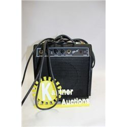 FENDER SP10 ELECTRIC GUITAR AMP W/ CORDS