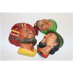 VINTAGE BOSSON HEADS