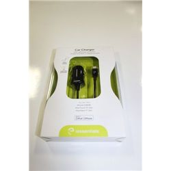 IPHONE/IPOD CAR CHARGER