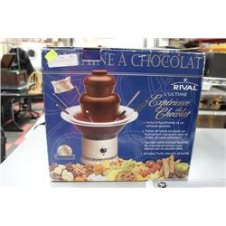 RIVAL CHOCOLATE FOUNTAIN IN BOX