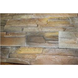 LPD-26:CULTURED STACKED STONE - CORNER