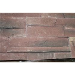 LPD-02:CULTURED STACKED STONE - CORNER