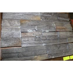 LPD-35:CULTURED STACKED STONE - FLAT