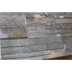 LPD-35:CULTURED STACKED STONE - CORNER