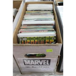 BOX OF 150+ COMICS  ON CHOICE:ALL MARVEL