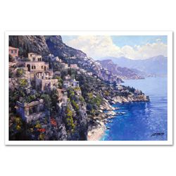 The Amalfi Coast by Howard Behrens