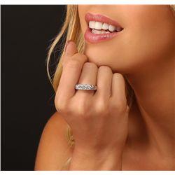 14KT White Gold 2.30ctw Diamond Ring