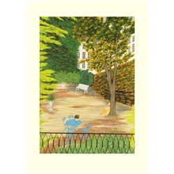 Le Jardin d'Elisa by Fanch Ledan