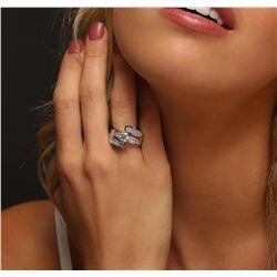18KT White Gold 2.26ctw Diamond Ring