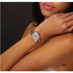 Ladies Rolex Stainless Steel Yacht-Master Wristwatch