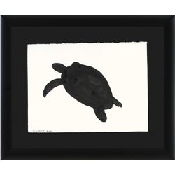 Original Turtle by Wyland