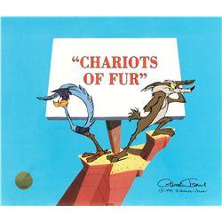 Chariots of Fur by Chuck Jones