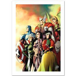 Marvel Comics I Am an Avenger #5 by Stan Lee