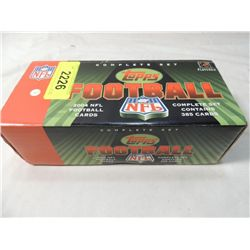 2004 Topps Complete Football Card Set