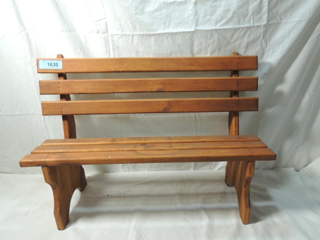 Surprising Cute Wooden Small Doll Bench Inzonedesignstudio Interior Chair Design Inzonedesignstudiocom