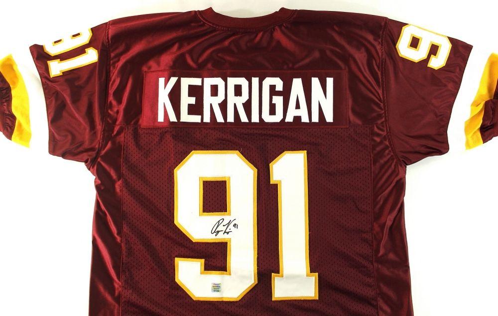 half off a0182 921ee Ryan Kerrigan Signed Redskins Jersey (GBS COA)