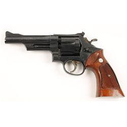 Smith & Wesson Mdl 27-2 Cal .357 Mag SN:N445700