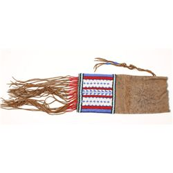2 Vintage Indian Beaded Bags.