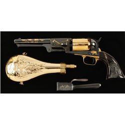 Colt Blackpowder 3rd Model Dragoon Cal: .44 SN: 36