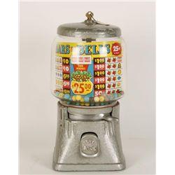 25 Cent Gambling Gum Ball Machine.