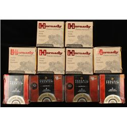 Lot of .38 Special & .38 Special+P Ammunition