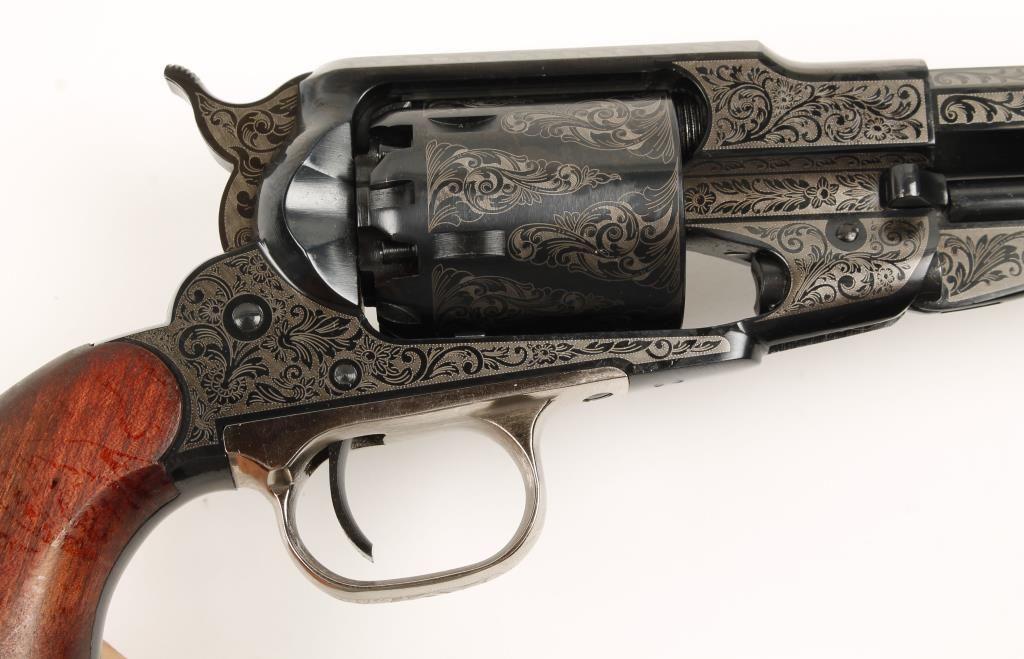 F Lli Pietta 1858 Remington Cal:  44 SN: R446803