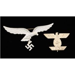 German WWII 1st Class Clasp to the Iron Cross &