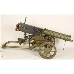Prop Maxim Machine Gun