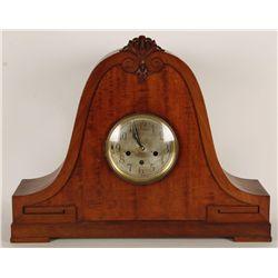 Fancy Junghans Mantle Clock