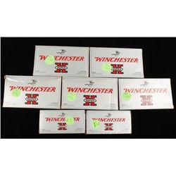Lot of Winchester Ammunition