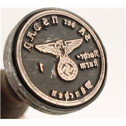 WWII Nazi German SA Storm Trooper