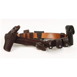 Bianchi Police Duty Belt