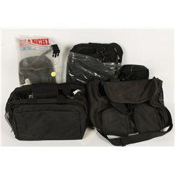 Lot of Gun Bags