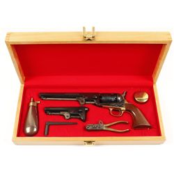 Pietta 1851 Navy 3rd Model & Sheriff Cal: .36 SN: