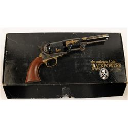 Colt Blackpowder 3rd Model Dragoon Cal: .44 SN: GC