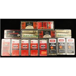 Lot of 17HMR Ammunition