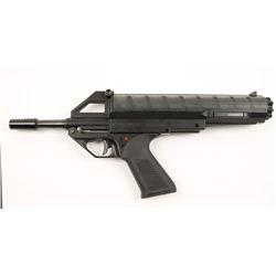 American Ind. Calico M100P Cal .22LR SN:G006616