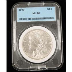 1890 S$1 Ms66