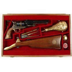 Armi San Marco 1851 3rd Model Dragoon Cal: .44 SN: