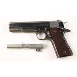 Colt 1911A1 Cal: .38 Super SN: 83297