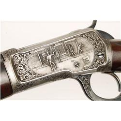 Winchester 1892 Rifle Ca; 38 SN; 296533