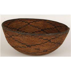 Large Beautiful Pima Basket