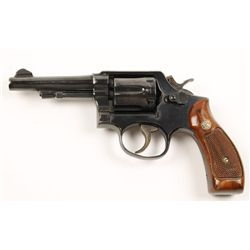 Smith & Wesson Mdl 10-5 Cal .38 Spcl SN:D828107